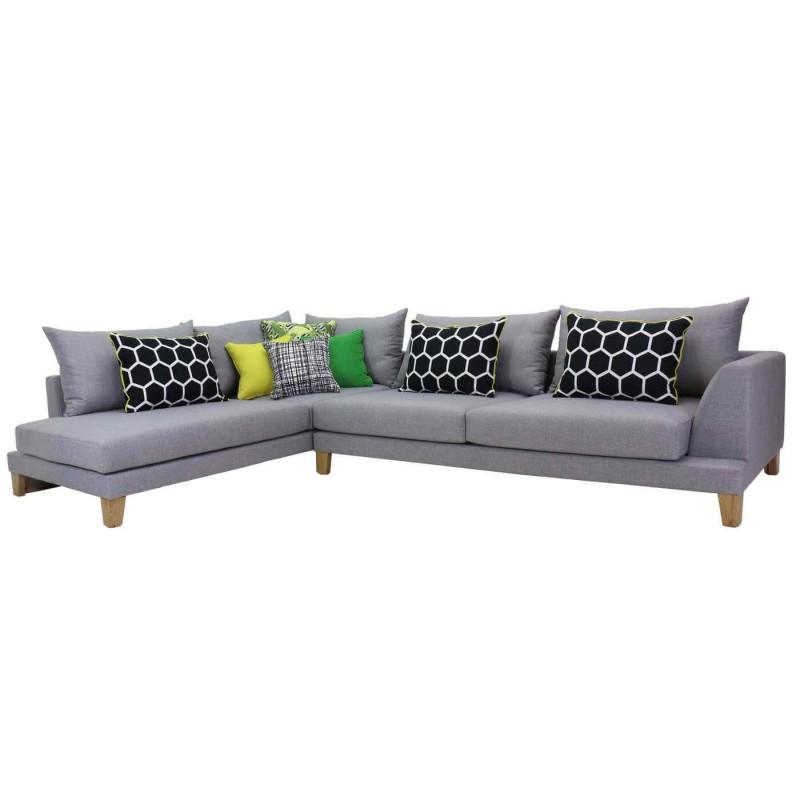 ספה פינתית מעוצבת לסלון שלי