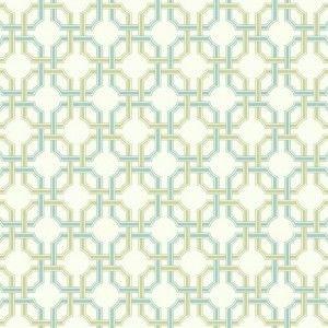 גאומטרי - טורקיז ירוק