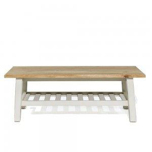 שולחן סלון מדף סולם
