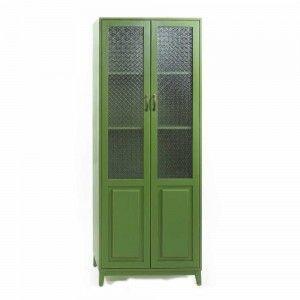 ארון 2 דלתות- ירוק דשא