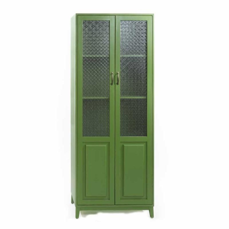 מרענן ארון-2-דלתות-ירוק דשא UI-66