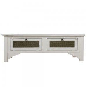 שולחן קאנטרי (פלטה לבנה)