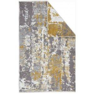 שטיח מודרני מריאנו צהוב