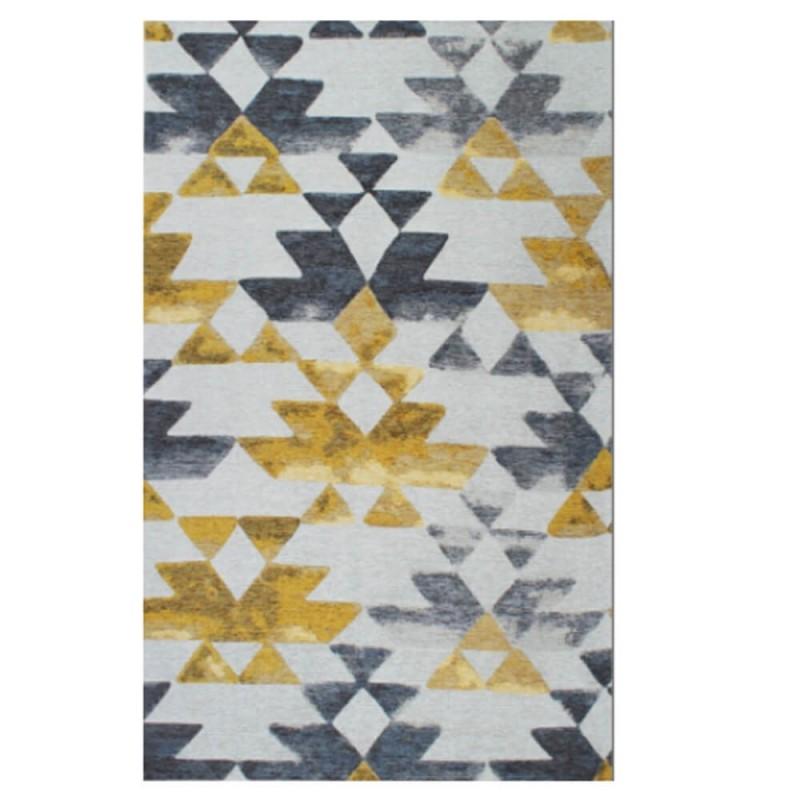 שטיח מודרני אדוארדו צהוב