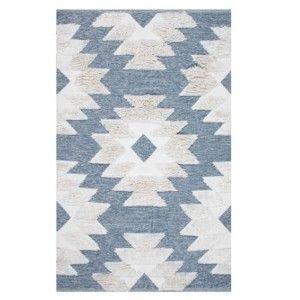 שטיח מודרני פאבריציו תכלת