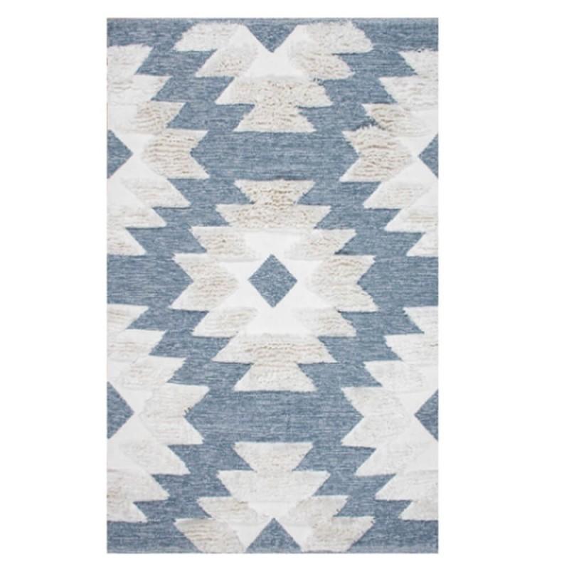 שטיח פאבריציו תכלת
