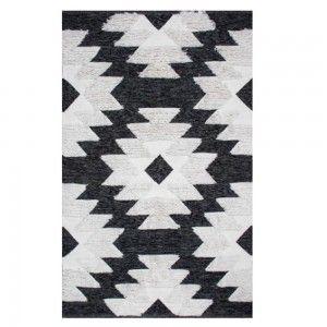 שטיח מודרני פאבריציו שחור