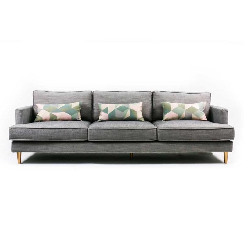 ספה מעוצבת לסלון נעמי