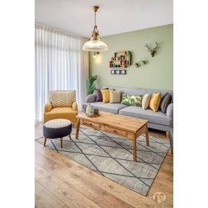 כורסאות מעוצבות , כורסה מעוצבת איילת בצהוב