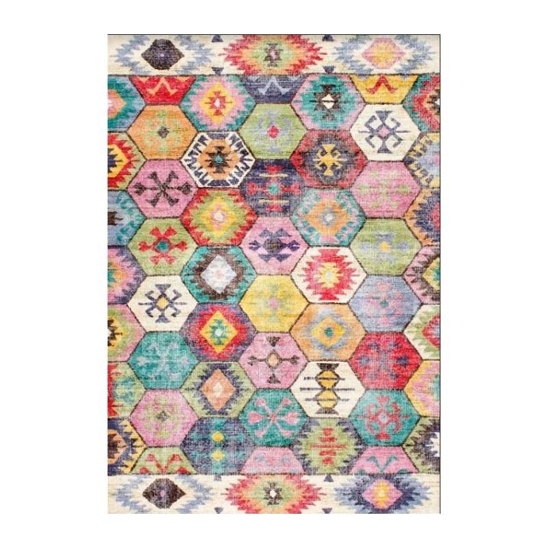 שטיחים לבית, שטיח אקלקטי מנזיני