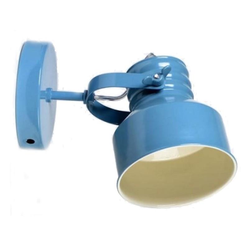 מנורות קיר, זרוע קיר פרוג'קטור תכלת