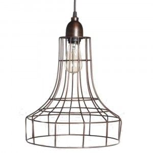 מנורת רשת וינטג' L