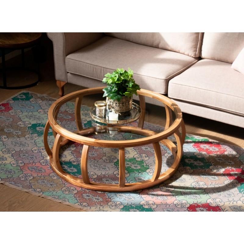 שולחן סלון זואי