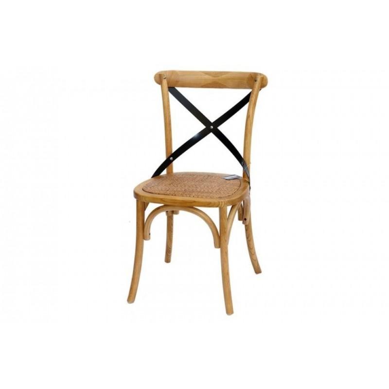 כסא משענת איקס גוון טבעי