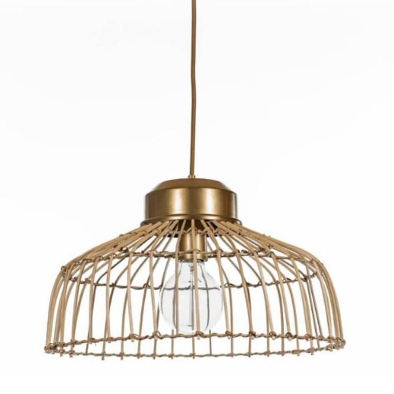 מנורת קש תלויה מינטי