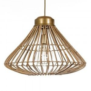 מנורת קש תלויה קליפסה
