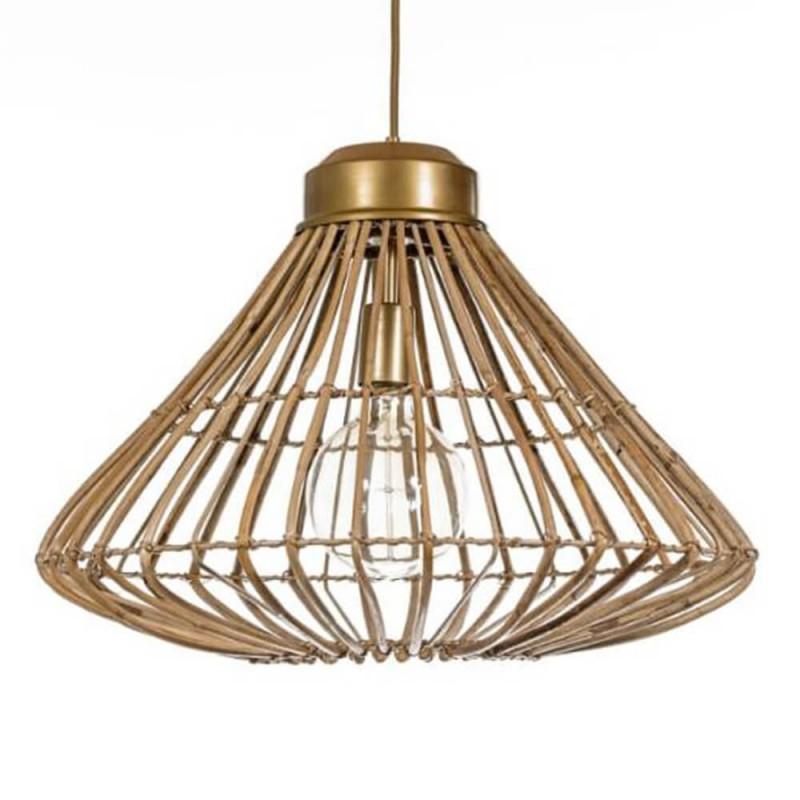 גופי תאורה תלויים, מנורת קש תלויה קליפסה