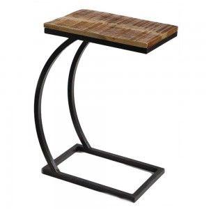 שולחן פינוק צבע שחור
