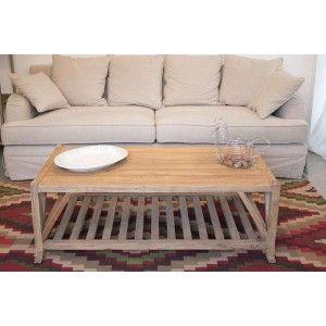 שולחן עץ מימי