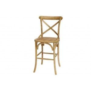 ריהוט לבית, כסא בר חום