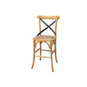 ריהוט לבית, כסא משענת איקס