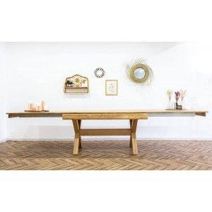 שולחנות אוכל, שולחן אוכל טריניטי (נפתח ל 3.5 מטר)