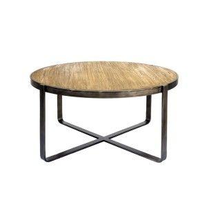 שולחן עגול מעוצב