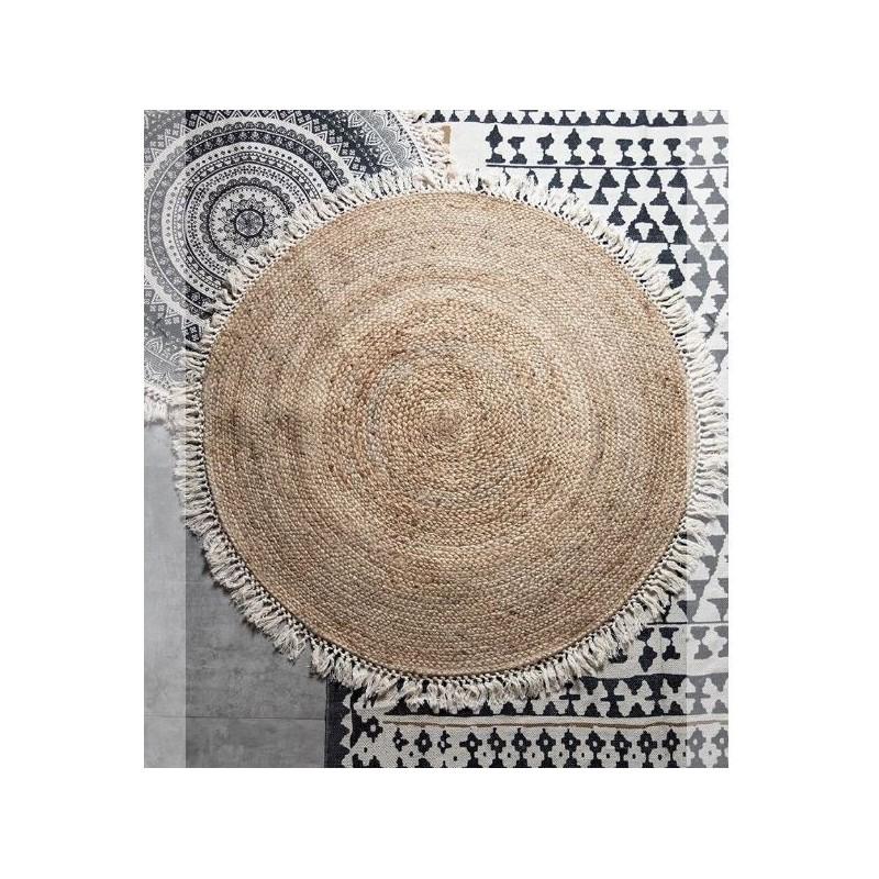 שטיח קש פריז פרנזים מהמם