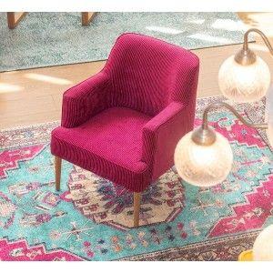 כורסא מעוצבת מינדי