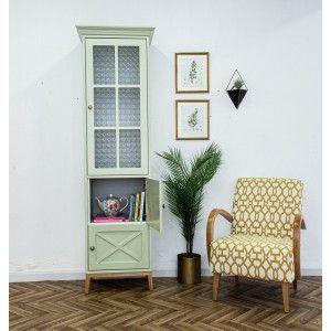 כורסאות מעוצבות , כורסת פרידה צהובה גאומטרית