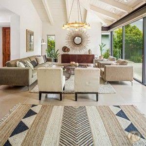 שטיחים לבית, שטיח קש סהרה