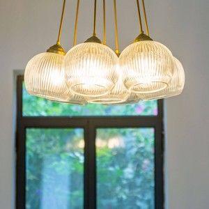גופי תאורה תלויים, מנורה תלויה מוניקה