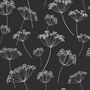 טפטים מפרויקטים, טפט פרח בר שחור