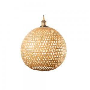 גופי תאורה תלויים, מנורת קש תלויה קנקון