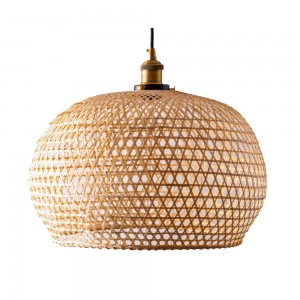 גופי תאורה תלויים, מנורת קש תלויה איילנד