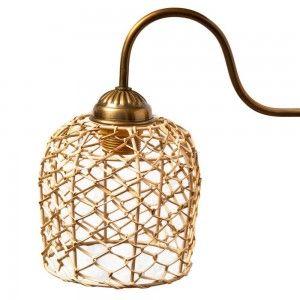 מנורת קש בורקאי