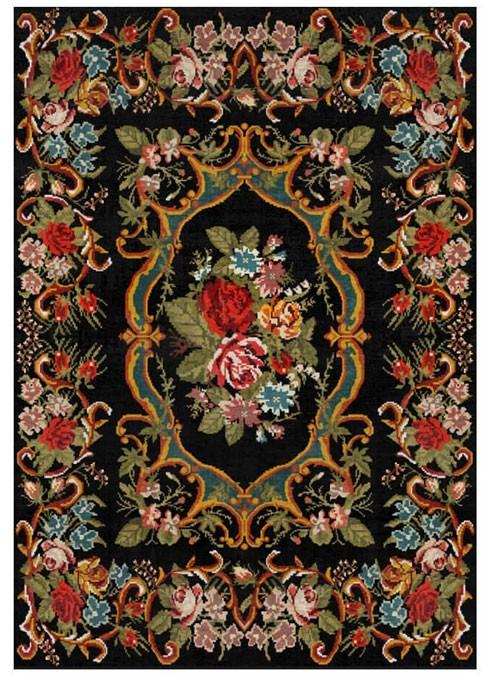 שטיח מולאן רוז'