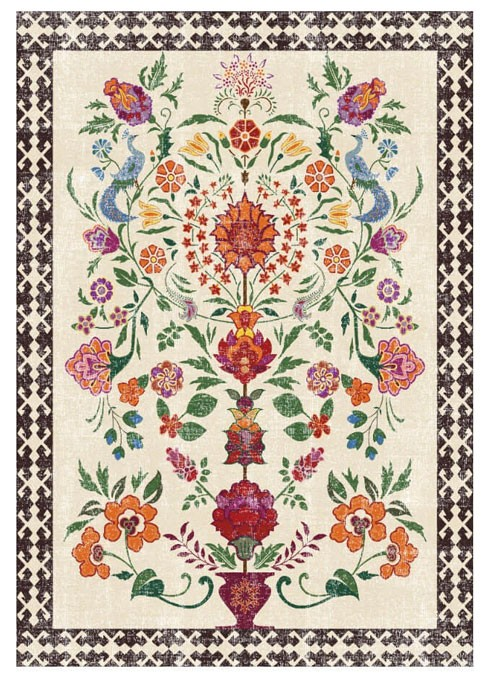 שטיח לוטוס