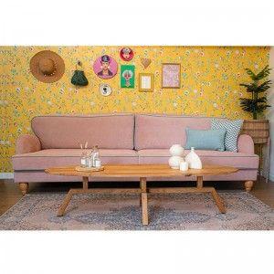 ספה מעוצבת אנג'ליקה