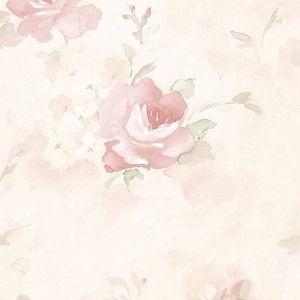 טפט ורדים עדין