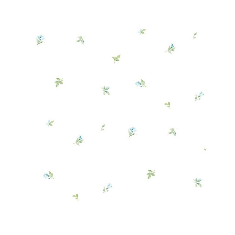 טפטים מעוצבים , טפט פרחים קטנים 2