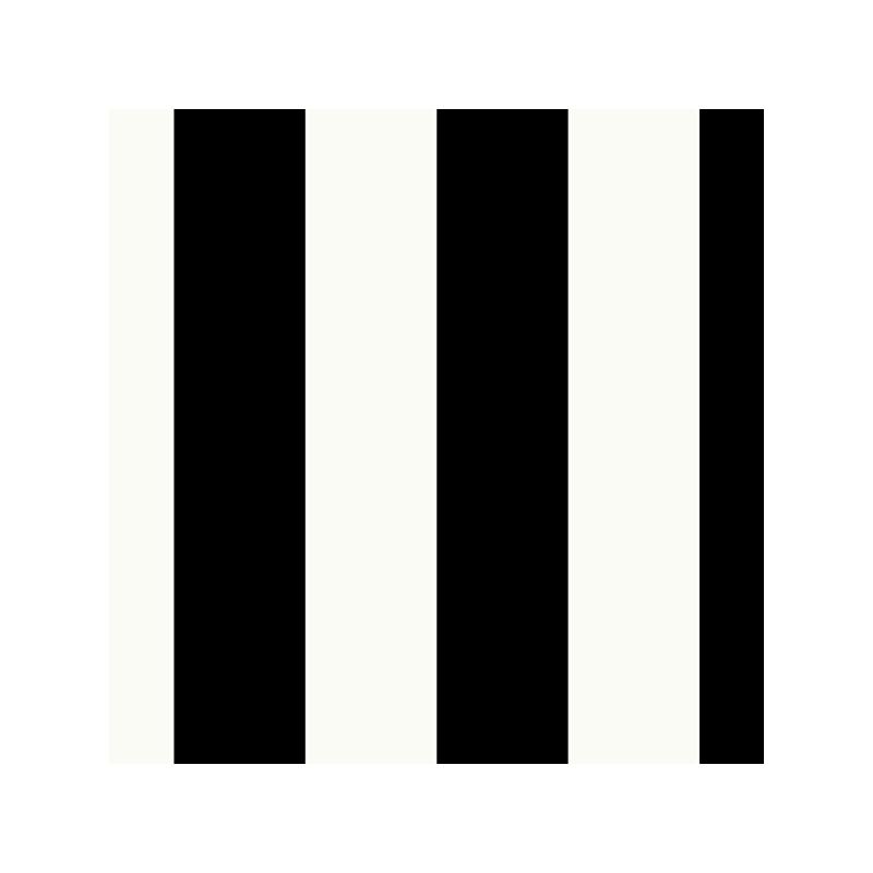 טפט פסים שחור לבן