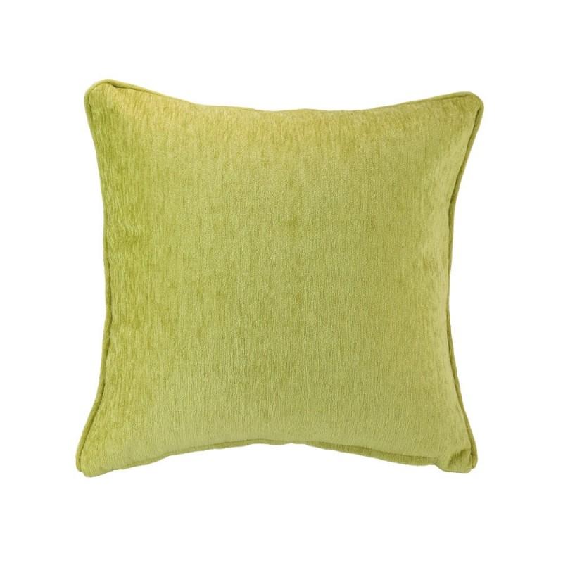 כריות נוי מעוצבות, כרית נוי קטיפה ירוקה