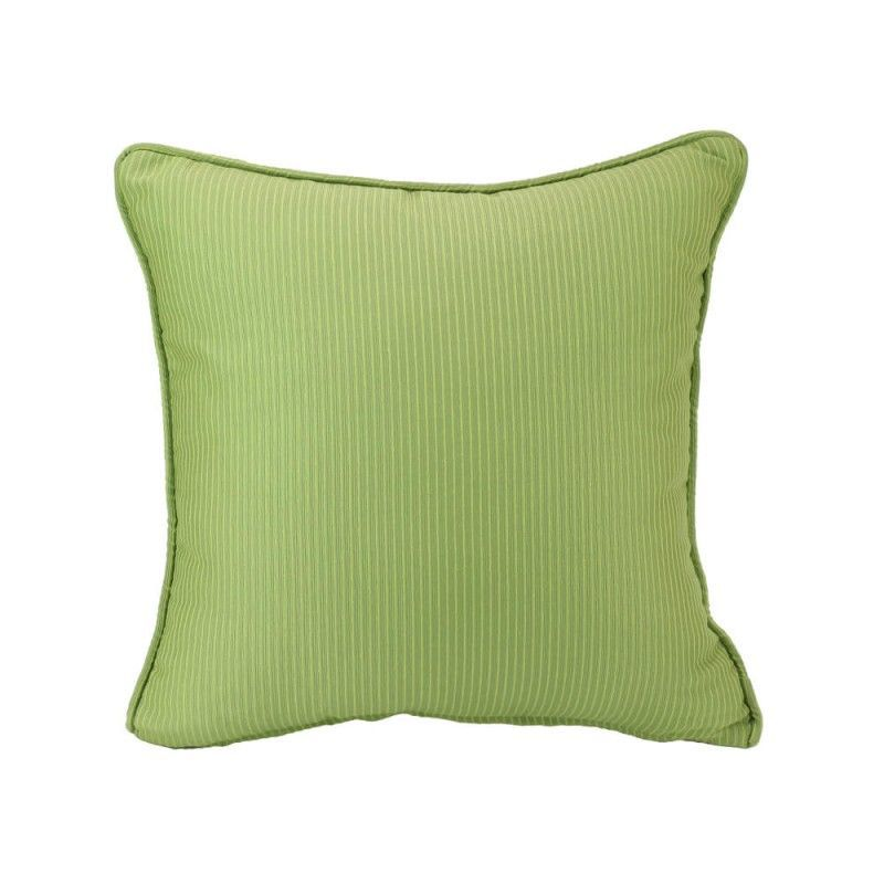 כריות נוי מעוצבות, כרית נוי ירוק פסים