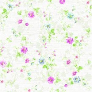 טפטים מפרויקטים, טפט פרחים רוקדים 2