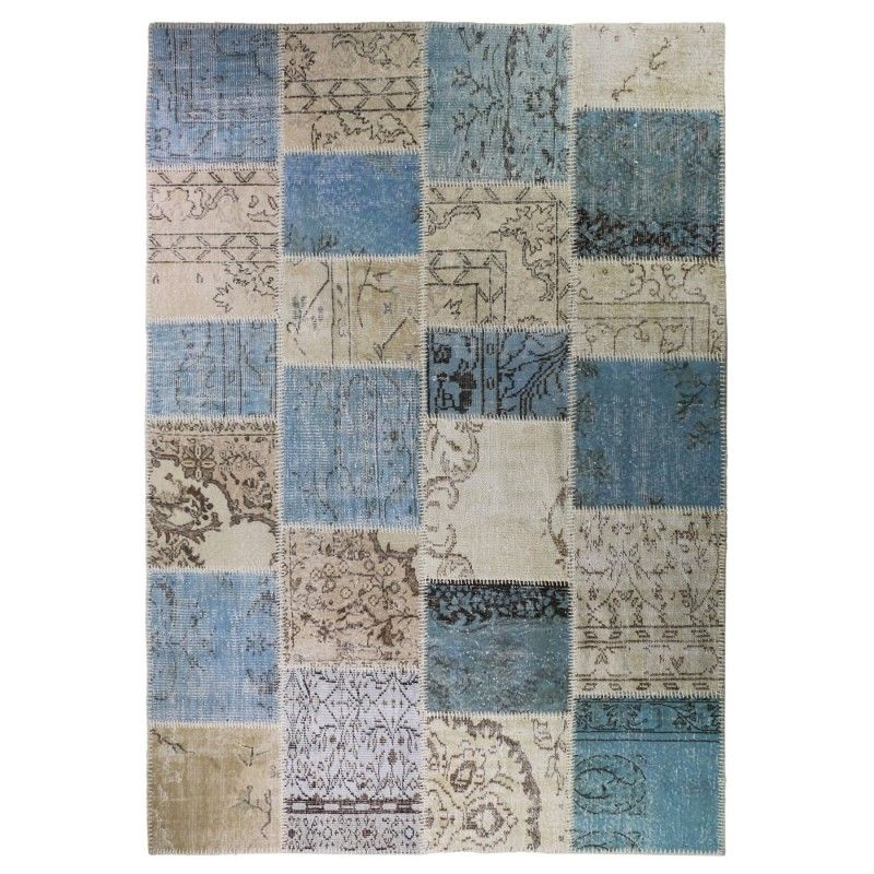 שטיחים לבית, שטיח טלאים צ׳ארלס