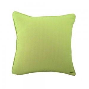 כרית נוי בגוון ירוק