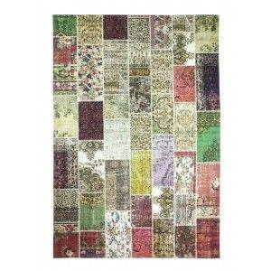 שטיח טלאים אדריאן