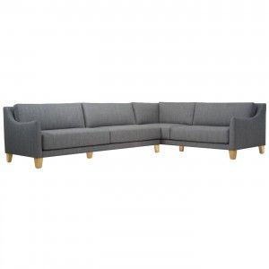 ספה פינתית מעוצבת אביגיל .