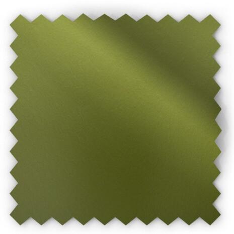 בד חלק בגוון ירוק זית - קטיפה 50Y